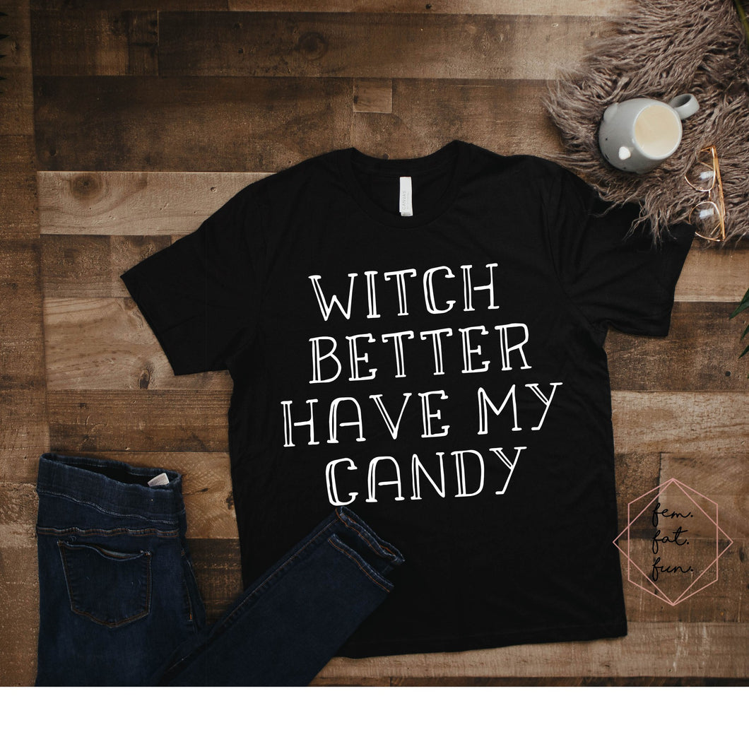 witch better have my candy 2.0