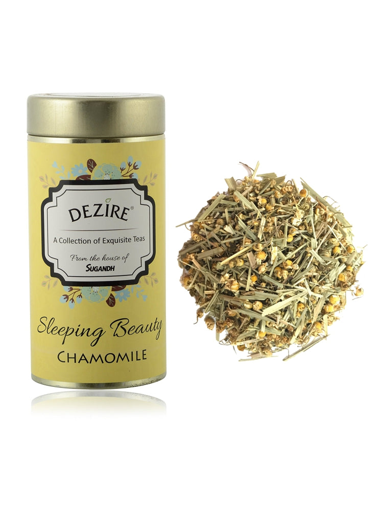 Dezire Sleeping Beauty Chamomile Tea 50g