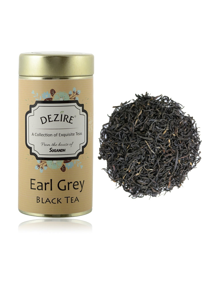 Dezire Earl Grey Black Tea 50g