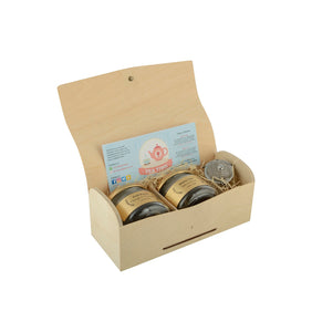 Dezire Tea Wooden Gift Box