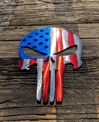Punisher American Flag