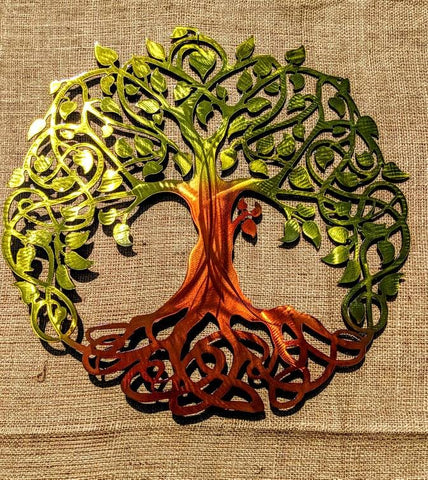 Tree of life 2 color