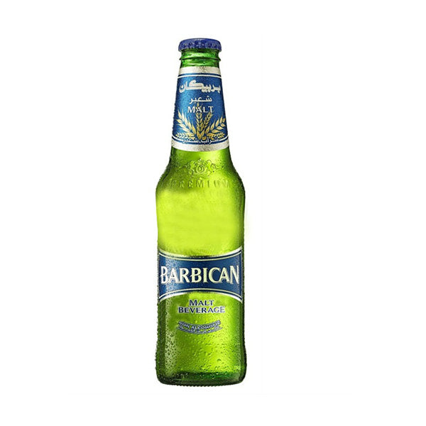 BARBICAN MALT BEVERAGE 330ML