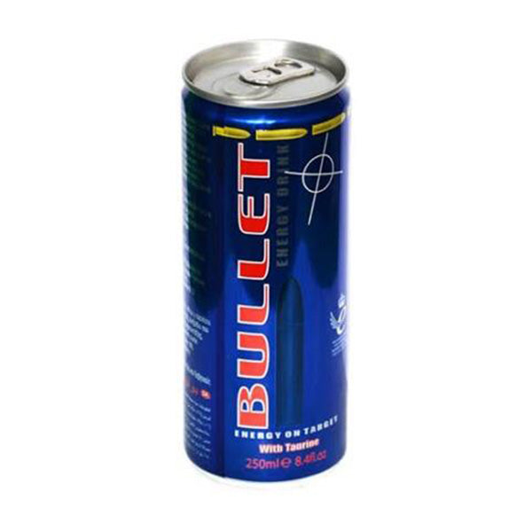 BULLET ENERGY DRINK TIN 250ML