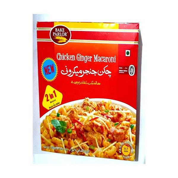 Bake Parlor Chicken Ginger Macaroni 250G