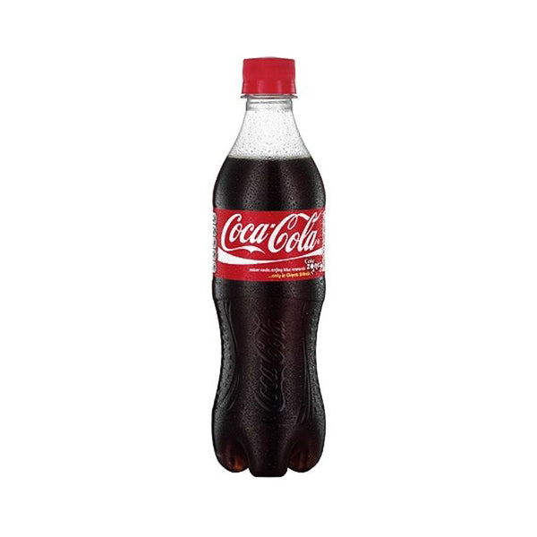 Coca Cola Half Leter Bottle