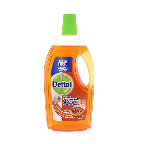DETTOL MULTI SURFACE CLEANER OUD 1L