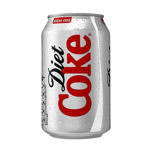 DIET COKE 330ML UK