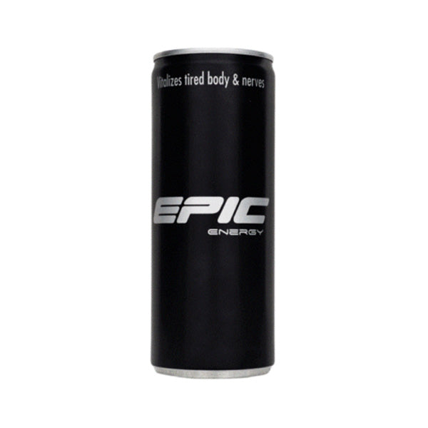 EPIC ENERGY DRINK 250ML