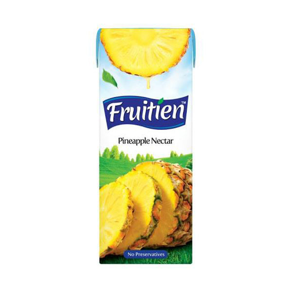 FRUITIEN PINEAPPLE NECTAR 1LTR