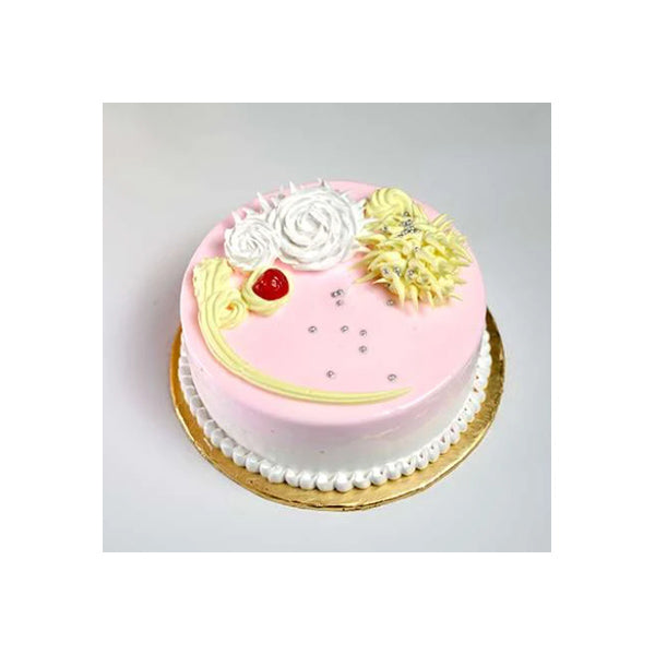Fresh Cream Special Cake (3 Pounds)