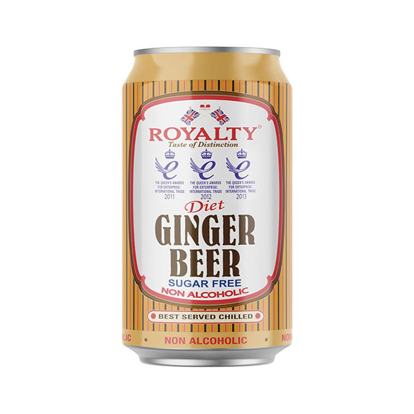 GINGER BEER TIN 330ML