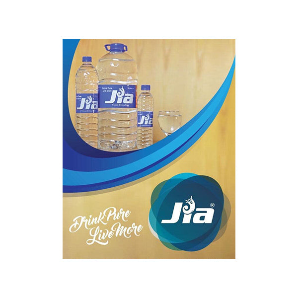 Jia Premium Water Bottle 1.5Ltr