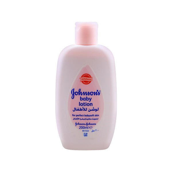 Johnsons Baby Lotion Cleanser 200ml