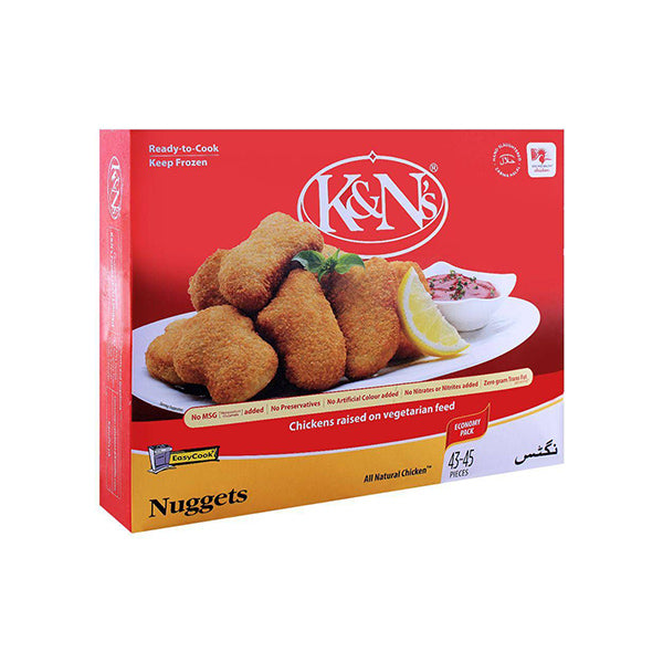 K&NS NUGGETS FAMILYPACK