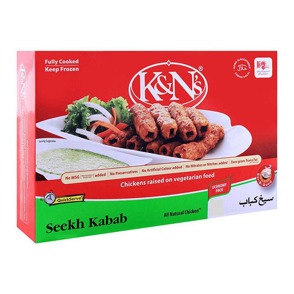 K-NS SEEKH KABAB SMALL PACK