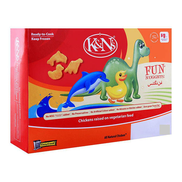 K&NS FUN NUGGETS FAMILY PACK