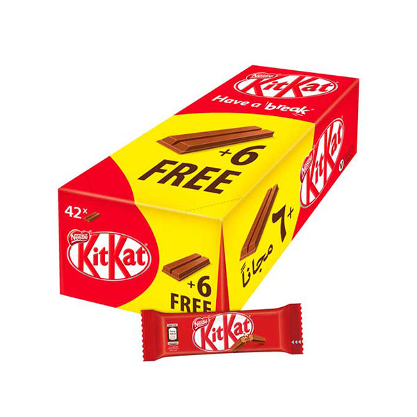 KitKat 2 Fingure x42 Box