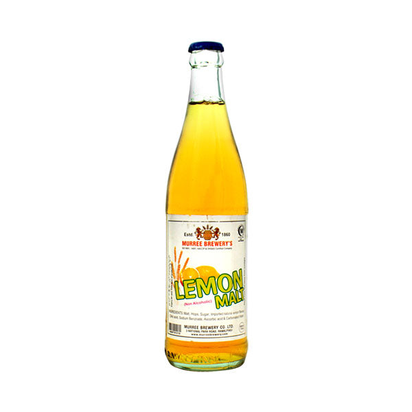 LEMON MALT 250ML