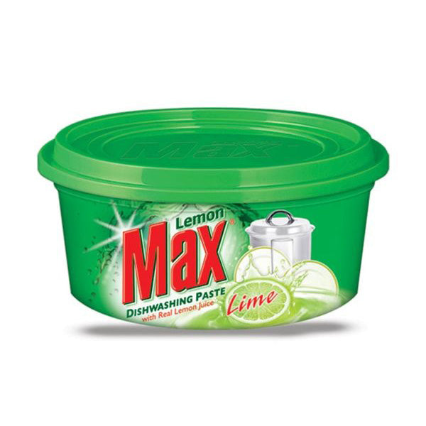 Lemon Max Dishwashing Paste, Lime , 400g
