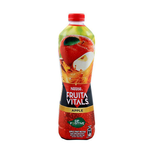 NESTLE FRUITA VITALS APPLE 1LTR