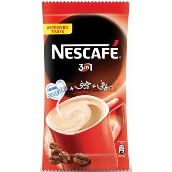 NESCAFE 3 in 1 Coffee Sachet