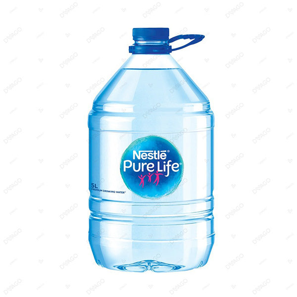 Nestle Pure Water Bottle