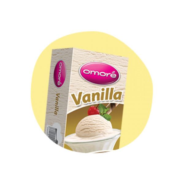 OMORE VANILLA 800ML