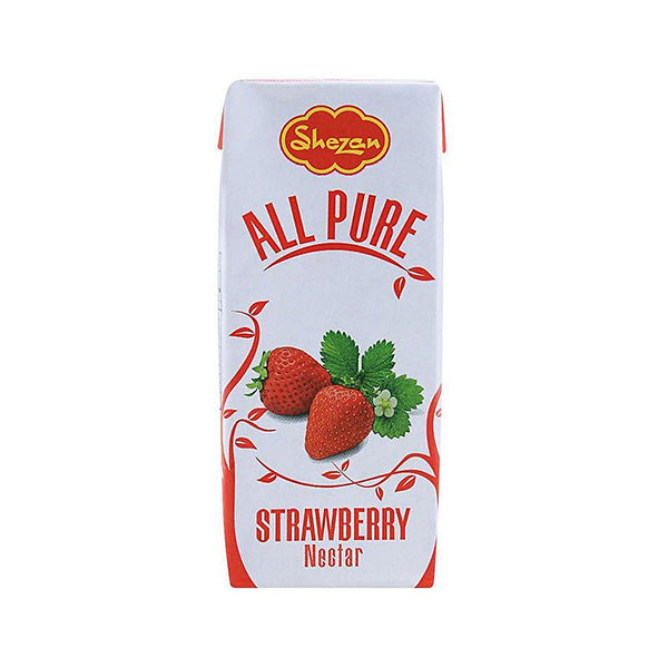 SHEZAN ALL PURE STRAWBERRY NECTER 1Ltr