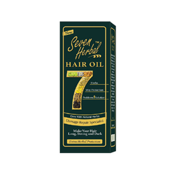 Seven Herbal Oil 100ml