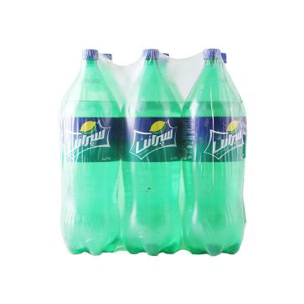 Sprite Pet Bottle Carton 1.5Ltr x 6Pcs