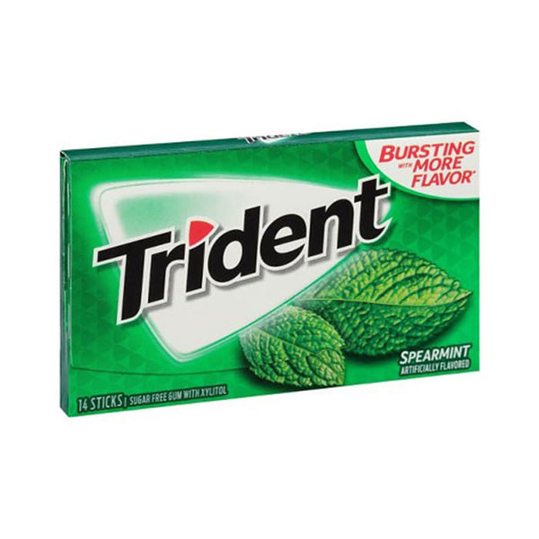 TRIDENT SPERMINT 14 STICKS