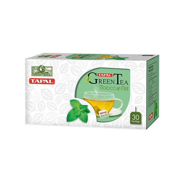 Tapal Mint Green Tea Bag  30Bags