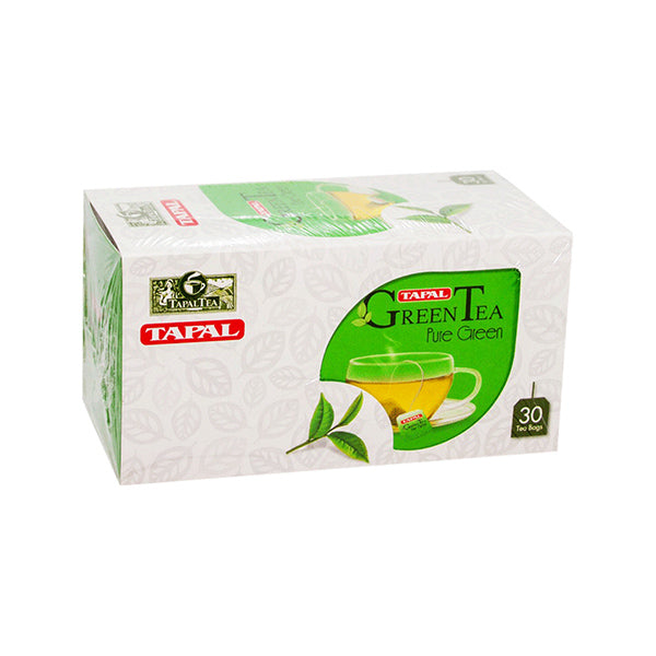 Tapal Pure Green Tea Bag 30Bags