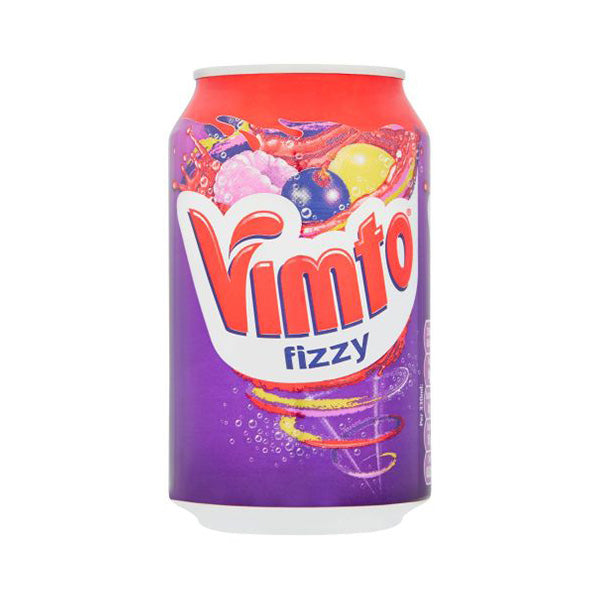 VIMTO FIZZY 330ML TIN