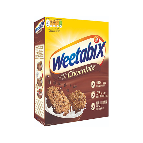Weetabix With Chocolate 500 gm