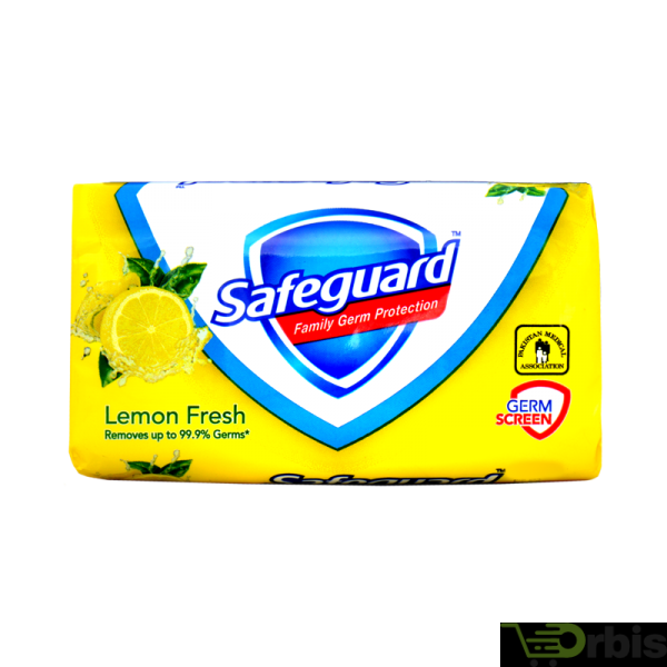 Safeguard Yellow Soap