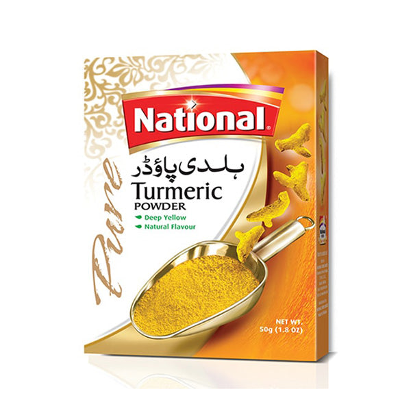 National Haldi Powder 50g