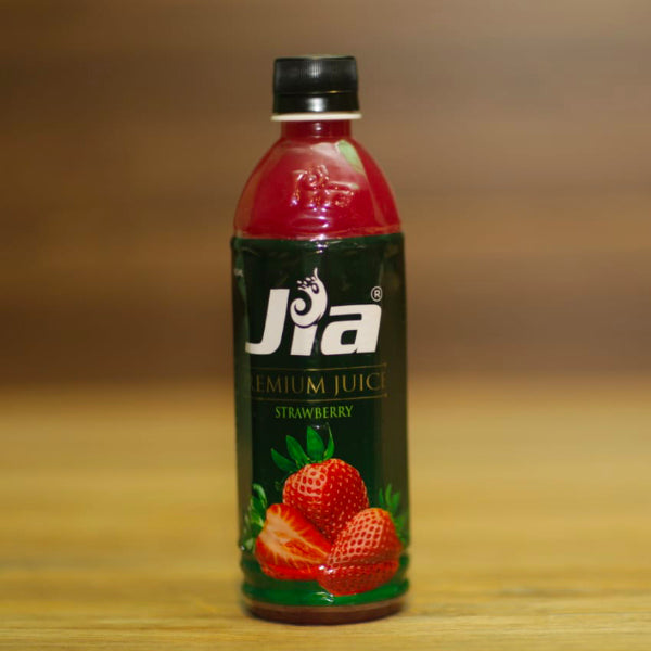 JIA Premium Strawberry Juice 1 Ltr