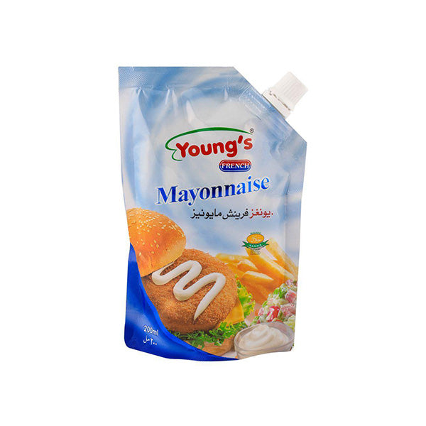 YOUNGS MAYONNAISE 500ML