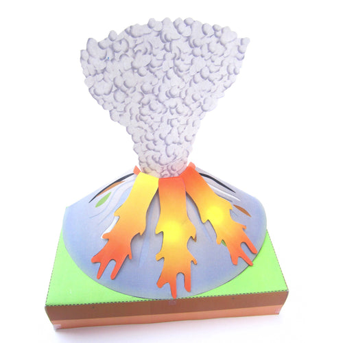 volcano origami organelle