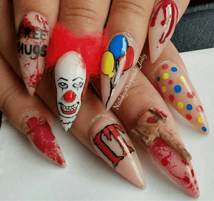 Float Down to Instagram and Check Out These 'It' Inspired Nail-Art
