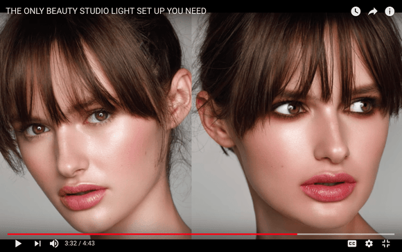 The Only Beauty Studio Light Set up You Need - Bound for Style