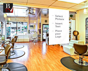 Customize Your Salon Banners - Bound for Style