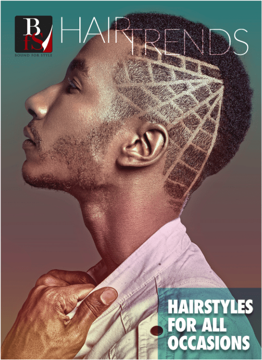 Men's Hairstyle Lookbook by Bound for Style