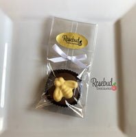 12 Large BUMBLE BEE Chocolate Covered Oreo Cookie Birthday Party Baby Shower Favors