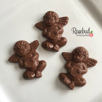 12 ANGEL CHERUB Chocolate Candy Party Favors