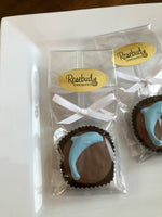 12 DOLPHIN Chocolate Covered Oreo Cookie Candy Party Favors