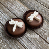 12 DRAGONFLY Chocolate Covered Oreo Cookie Candy Party Favors