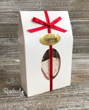 PEPPERMINT BARK Dark Chocolate Gift Boxes 1 Pound Boxed Candy